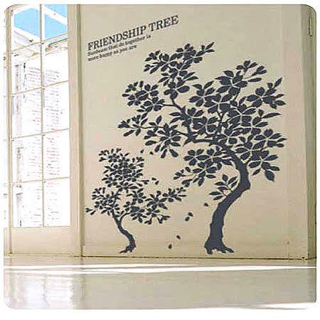 【ORIENTAL創意壁貼】Friendship tree