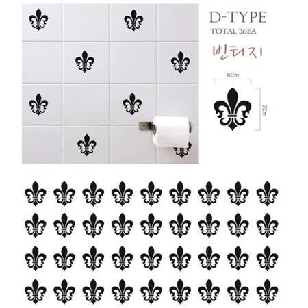 【ORIENTAL創意壁貼】Tile
