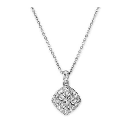 Nardri -Swarovski 施華洛世奇Small Crystal墜飾項鍊