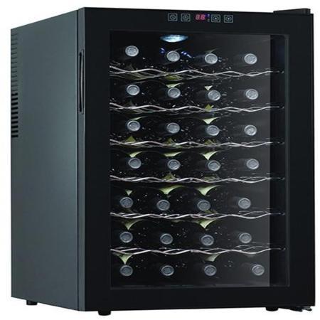波爾多半導體紅酒櫃(酒櫃、冷藏櫃、藥妝品)型號:JC-65 BNW