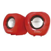 旺德 多媒體喇叭 WD-7703S (紅/綠色)