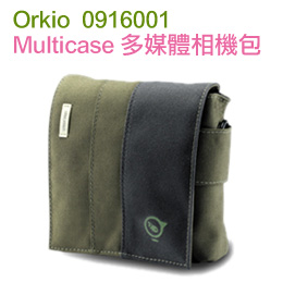◇ Orkio  0961001 Multicase 多媒體相機包