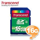 創見 16G SDHC (CL4) 記憶卡