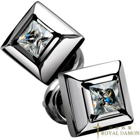 ROYAL DAMON 亮麗耳環