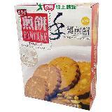 盛香珍手製煎餅量販盒-花生口味600g