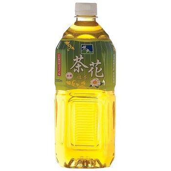 悅氏茶花綠茶2000ml