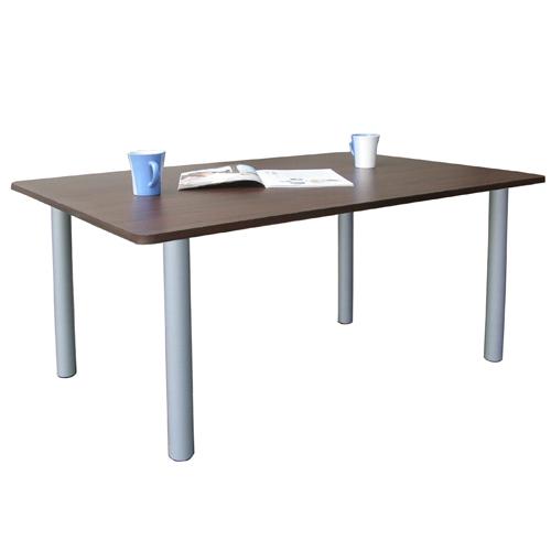 深胡桃木色和室桌/書桌-(台灣製)