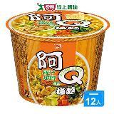 阿Q桶麵雞汁排骨風味107g*12碗(箱)