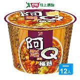 阿Q桶麵韓式泡菜風味102g*12碗(箱)
