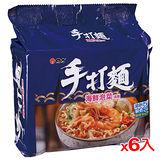 維力手打麵海鮮泡菜麵80g*30包(箱)