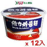 維力炸醬碗麵90g*12碗(箱)