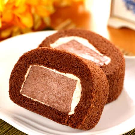 【新橋蛋糕】巧克力奶凍捲