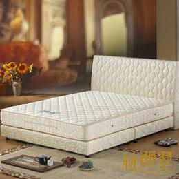 【絲麗翠-純粹舒眠】雙人蜂巢式獨立筒床墊