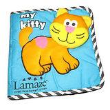 【Lamaze 拉梅茲 布書】我的小貓咪