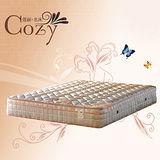 頂級備長碳四線獨立筒床墊5尺(雙人)