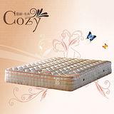 頂級備長碳四線獨立筒床墊6尺(雙人加大)