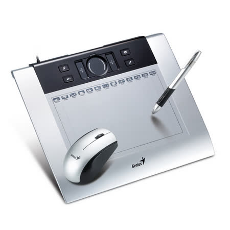 Genius MousePen M508 設計師款專業繪圖板