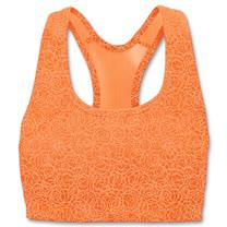 限量Champion運動內衣【6995A】印花系列˙橙色˙中支撐˙超值選擇