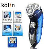 歌林3D立體水洗刮鬍刀+鼻毛刀(KSH-R300W+KBH-R01)超值組