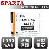 SPARTA Samsung SLB-11A 數位相機 鋰電池
