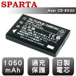SPARTA Acer CR-6530 日製電芯 數位相機 鋰電池