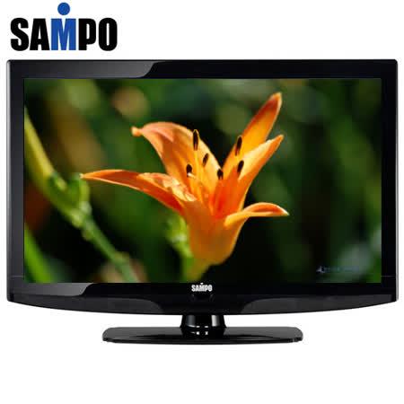 【SAMPO聲寶】42吋Full HD液晶顯示器LM-42S6K升級數位電視盒+再送安裝+2米HDMI線