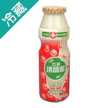 活益比菲多蘋果乳酸菌發酵乳210m