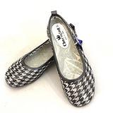日本千島格紋娃娃雨鞋