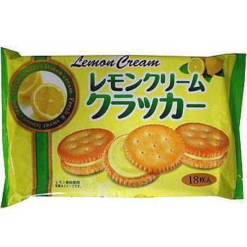 康陽檸檬夾心餅乾165g