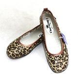 日本豹紋娃娃雨鞋