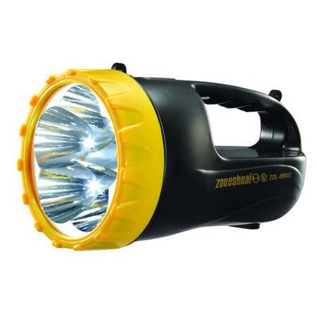 日象充電LED炙亮探照燈 ZOL-8900D