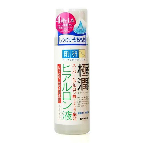 ROHTO肌研 玻尿酸超保濕化妝水170ml