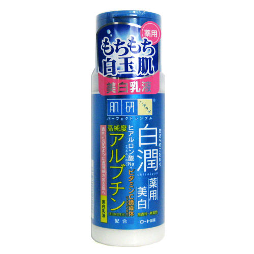 ROHTO肌研 白潤淨白乳液140ml