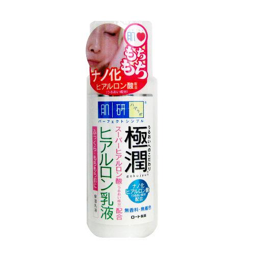 ROHTO肌研 玻尿酸超保濕乳液140 ml