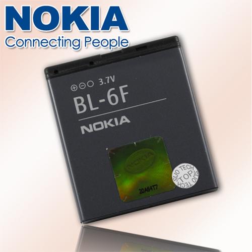 NOKIA  BL-6F / BL6F 原廠手機鋰電池㊣品質有保障(密封包裝) N95  8GB / N78 / N79