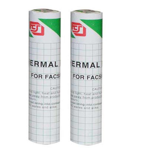 傳真機 感熱紙 216mm x 30m x 0.5A (2入)