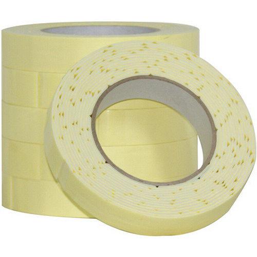 超強黏度 泡棉雙面膠帶 20mm x 5Y(4.5M)6入
