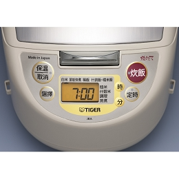 【TIGER虎牌】10人份1鍋3享微電腦炊飯電子鍋 JBA-T18R