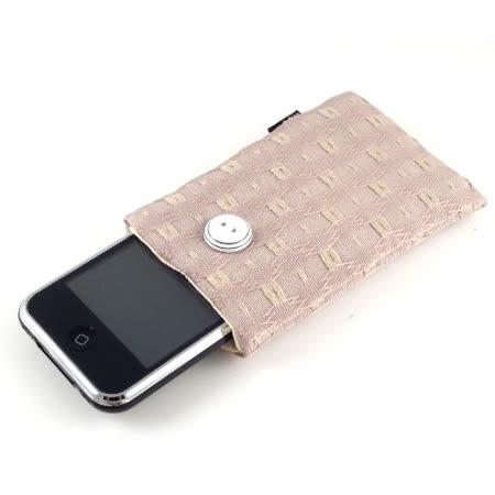 ◆加厚窗簾布◆COSE 手機保護套(吊卡包裝)--竹離紋