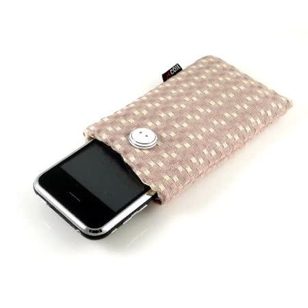 ◆加厚窗簾布◆COSE 手機保護套(吊卡包裝)--編織紋