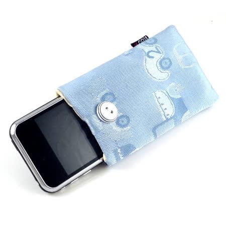 ◆加厚窗簾布◆COSE 手機保護套(吊卡包裝)--學院風