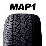 瑪吉斯輪胎(含施工) MAP1-195/60/14  86H