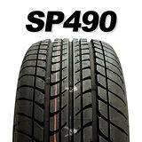登陸普輪胎(含施工)  SP490-195/60/14 HR