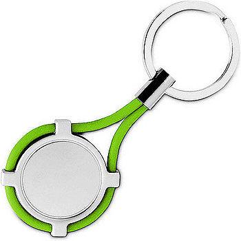 《VOYAGER》幸福圈圈鑰匙圈(綠)