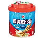 義美香草牛奶威化卷500g