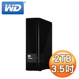 WD威騰 My book Essential 2TB USB3.0 3.5吋行動硬碟