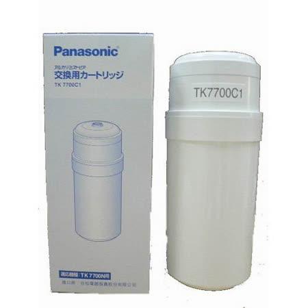 Panasonic電解水濾心TK-7700C1(1盒1入)