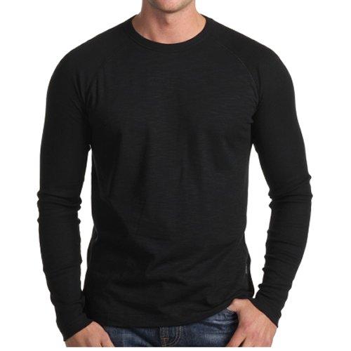 【預購】HUGO BOSS男脫穎而出的薩薩里圓領衫