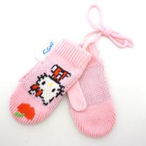 日本凱蒂貓可掛式手套