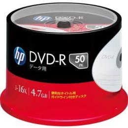 HP 日本限定版 16X DVD-R 桶裝 (100片)